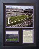 Legends Never Die Baltimore Ravens Stadium Framed Photo Collage, 11 by 14-Inch