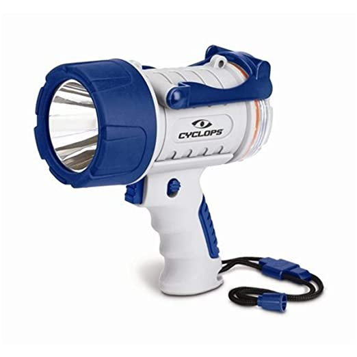cychs 1400mar Cyclope CYC-HS1400-MAR 1400 lm 12 V Direct Marine Spotlight