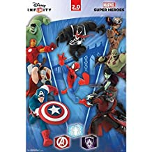 Novelty Print Your Own Picture On Room Wall Cartoon Batman Spiderman Thor Movie Poster By 27X40cm