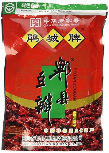 Chili Paste Net - Sichuan / Pixian / Pi Xian Broad Bean Paste 8OZ (227g) by Fivedayscombo ELEC