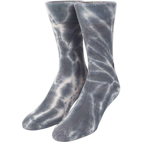 - neff Unisex-Adult's Daily wash Sock, black/tie dye, One Size