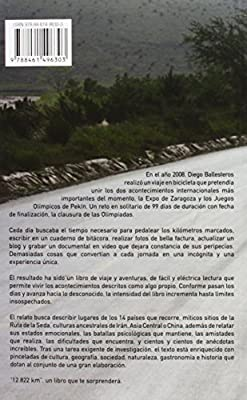 12822 km de España a China en bicicleta: Amazon.es: Ballesteros Cucurull, Diego: Libros