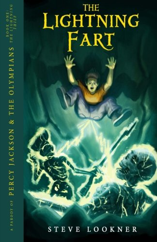 The Lightning Fart: A Parody of The Lightning Thief (Percy Jackson ...