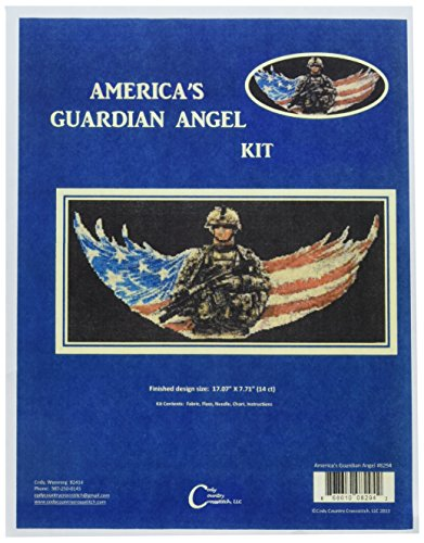 Cody Country America's Guardian Angel Cross 17.6