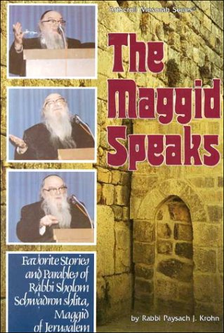 Maggid Speaks: Favorite Stories & Parables of Rabbi Sholom Schwadron (Artscroll Series)