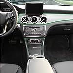 X AUTOHAUX Car Moulding Trim Strip Line Door Edge Seal Protector Green 5m
