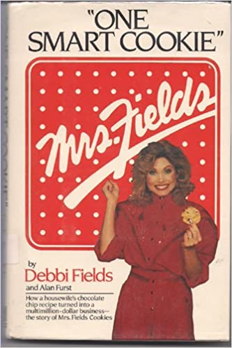 Business Book Mrs. Fields Cookies