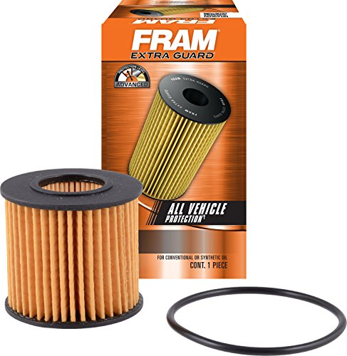 FRAM CH10358 Oil Filter Cartridge (Prius Oil Toyota Filter 2013)