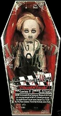 Living Dead Dolls Vincent Vaude Series 5 Director Ed Long And Damien Glonek by Mezco