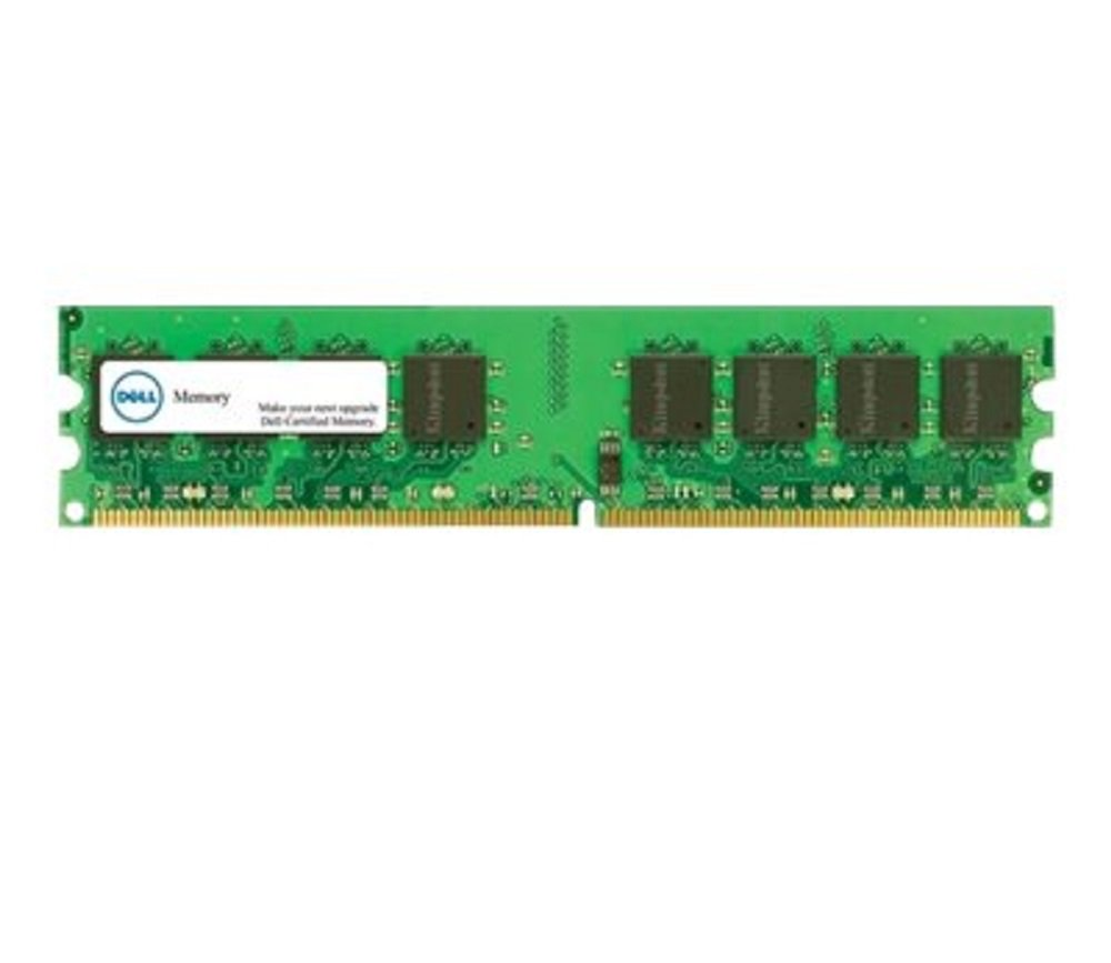 Dell 4 GB Certified Repl. Memory Module for Select, SNP61H6HC/4G, 61H6H (Memory Module for Select Dell Systems - 1Rx8 UDIMM 2133 MHz LV)