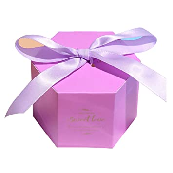 Zedo Cajitas para regalos Cajitas regalo boda Caja de boda ...