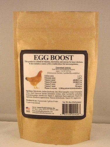 Equerrys Egg Boost 8 oz product image