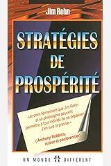Stratégies de prospérité Paperback