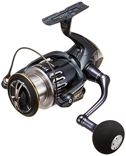 Shimano Spinning Cocheretes 17 Twin Power XD 4000XG
