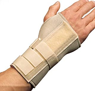 product image for Core Products 87268 Swede-O Thermoskin Carpal Tunnel Wrist Brace, Xx-Large, Beige