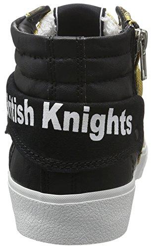 British Knights Rigit - Zapatillas Mujer Oro / Negro
