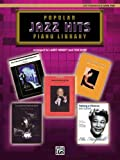 WB Popular Piano Library -- Jazz Hits, Larry Minsky, Tom Roed, 0739039024