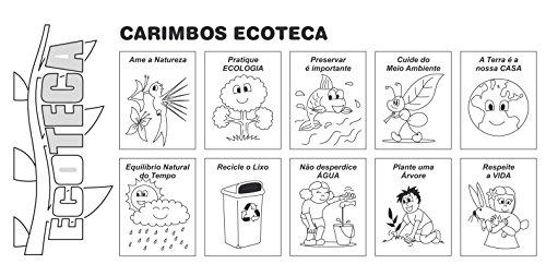 Carimbo Ecoteca Carlu Brinquedos
