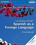 img - for Cambridge IGCSE  Spanish as a Foreign Language Coursebook with Audio CD (Cambridge International IGCSE) (Spanish Edition) book / textbook / text book