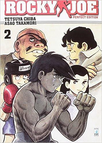 rocky joe  : Rocky Joe. Perfect edition: 2 - Tetsuya Chiba, Asao ...