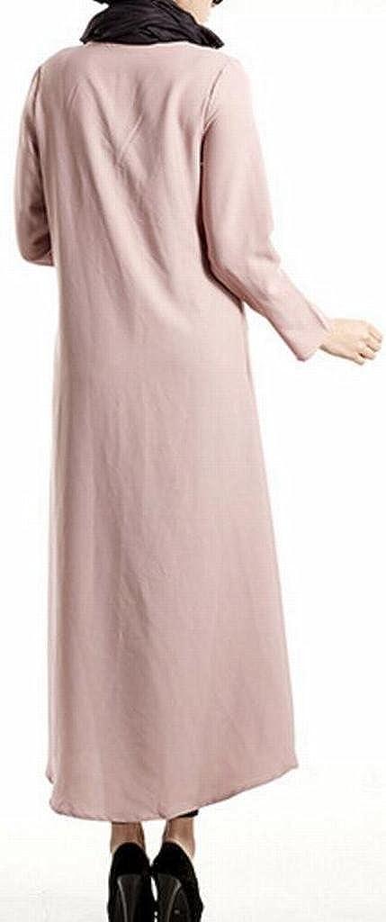 Oberora-Men Single Breasted Coattail Split Medieval Times Trench Jacket Coat Outwear
