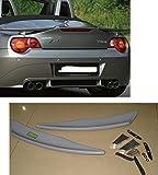 For BMW Z4 E85 2003-2008 Carbon Fiber HM Rear Spoiler