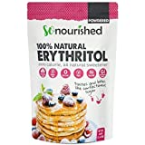 Powdered Erythritol Sweetener (1.14 KG / 40 OZ) - Confectioners - No Calorie Sweetener, Non-GMO, Natural Sugar Substitute (2.5 Pounds)