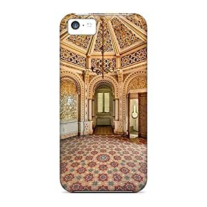Cases Covers Beautiful Building/ Fashionable Cases For Iphone 5c