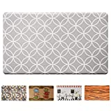 Art3d Premium Kitchen/Office Comfort Standing Mat Comfort Kitchen Rug, 18' W X 30' L