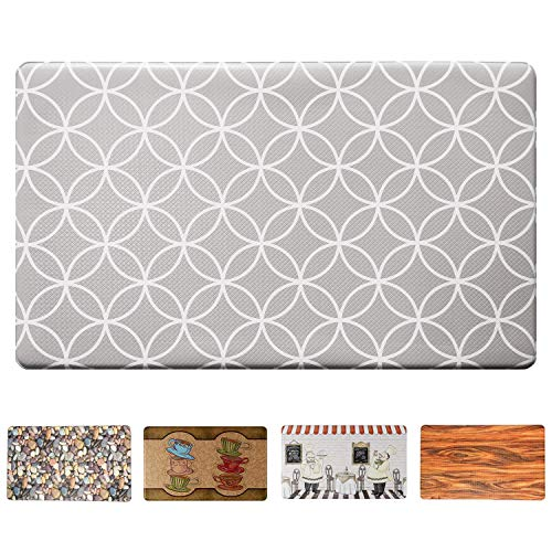 - Art3d Premium Kitchen/Office Comfort Standing Mat Comfort Kitchen Rug, 18