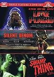 Lake Placid - Silent Venom - Swamp Thing - 3-Disc DVD Set