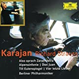 R. Strauss: Also Sprach Zarathustra / Alpine Symphony / Don Juan / Til Eulenspiegel / 4 Last Songs ~ Karajan