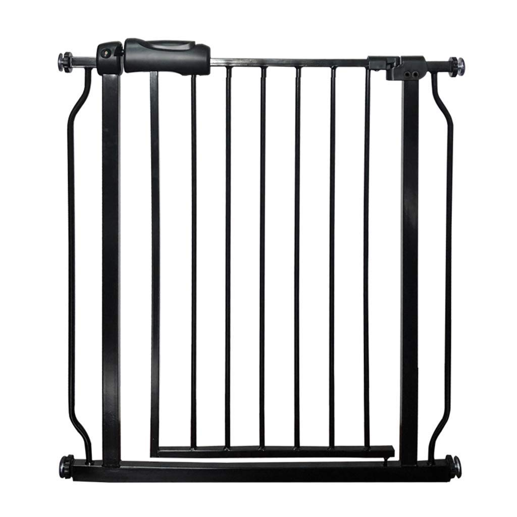 Huo Baby Gate Auto Close Metal Safety Gate, Easy Open Walk-Thru Secure Gate Baby Gate Pet Gate (Size : 110-121.9cm)