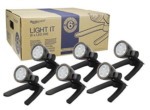 Aquascape Led 3 Light Kit in US - 4