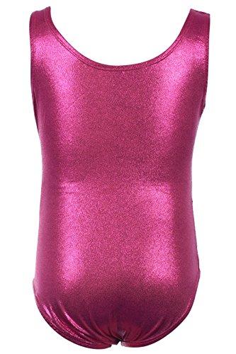 93ab1e334 Dancina Girls Gymnastics Leotard Size 4 Gem Pink   Leotards   Sports ...