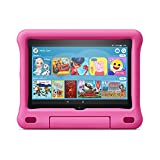 Kid-Proof Case for Fire HD 8 Tablet (Compatible with 10th generation tablet, 2020 release), Pink