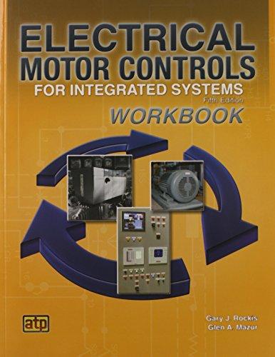 Electrical Motor Controls F/Int.. Wkbk.