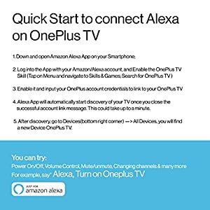OnePlus 138.8 cm (55 inches) Q1 Series 4K Certified Android QLED TV 55Q1IN Pro (Black) | with Sliding Soundbar