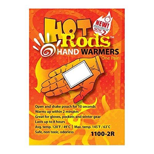 Hot Rods Heat Packs - 8