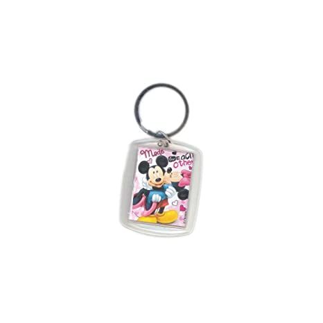 GUIZMAX Llavero Disney Mickey Nr 2 Llave: Amazon.es ...