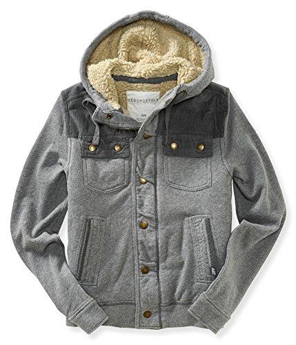 Aeropostale Fleece Lined Field Jacket
