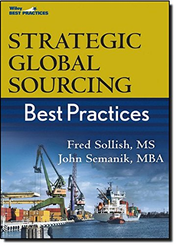 Strategic Global Sourcing Best Practices