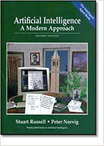 artificial intelligence a modern approach 2nd edition by stuart norvig 2002
