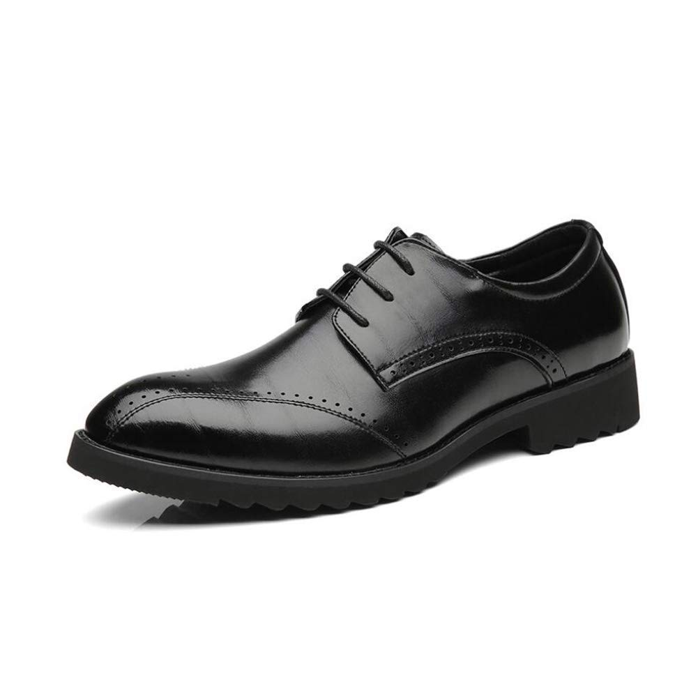 Männermode Fuweiencore Comfort Herbst Business SchuheFrühlings LRj534A