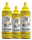78 Yellow Mustard 16 oz. , 12 Pack