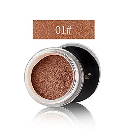 5329be13b8 Buy Glitter Eye Loose Powder Highlighter niceface Makeup Shimmer ...