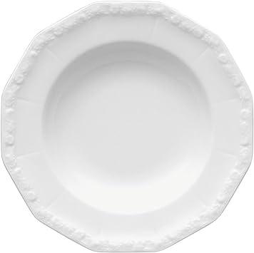 Suppenteller 23,5  cm Maria Stiefmütterchen Rosenthal