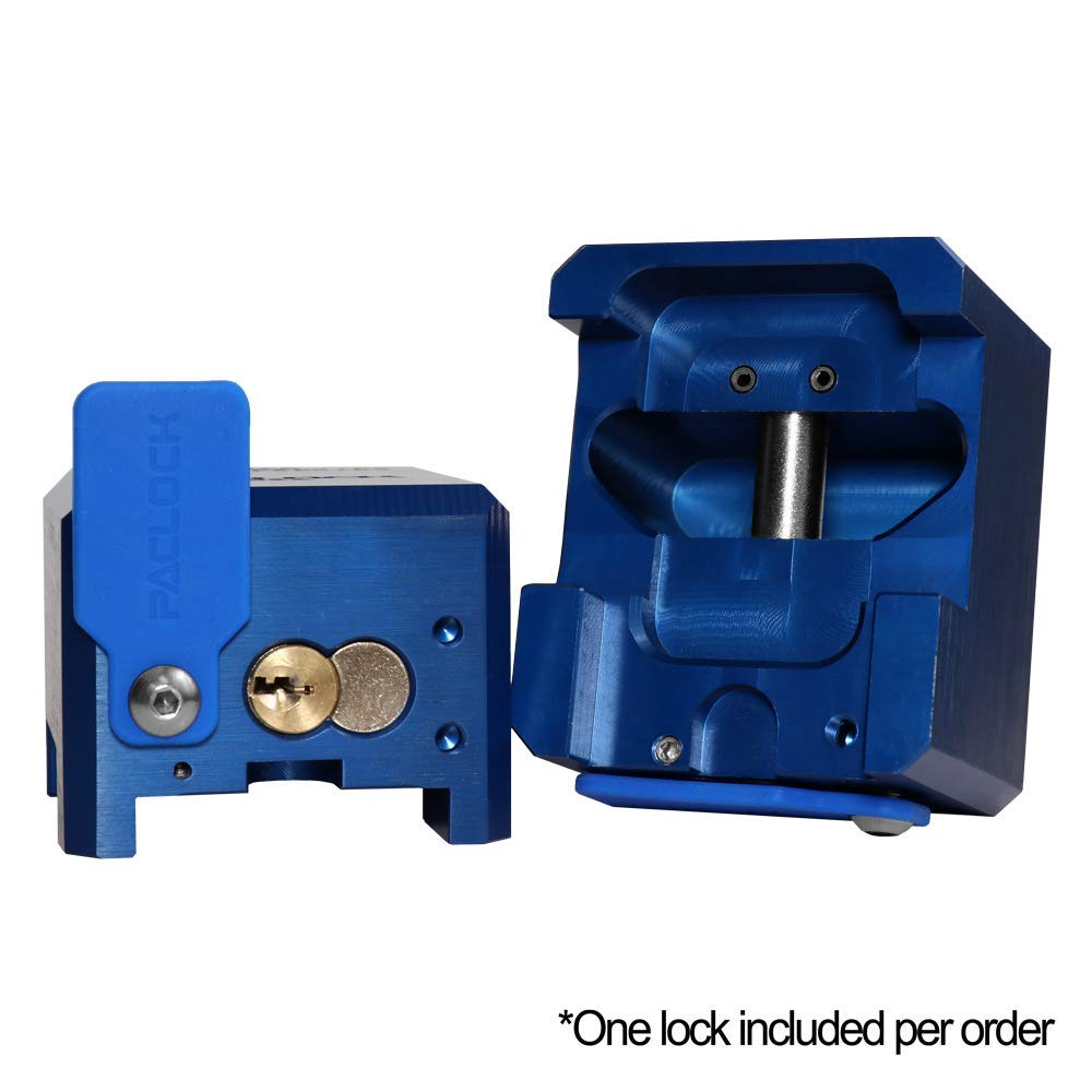 Paclock's Cylinder Lock
