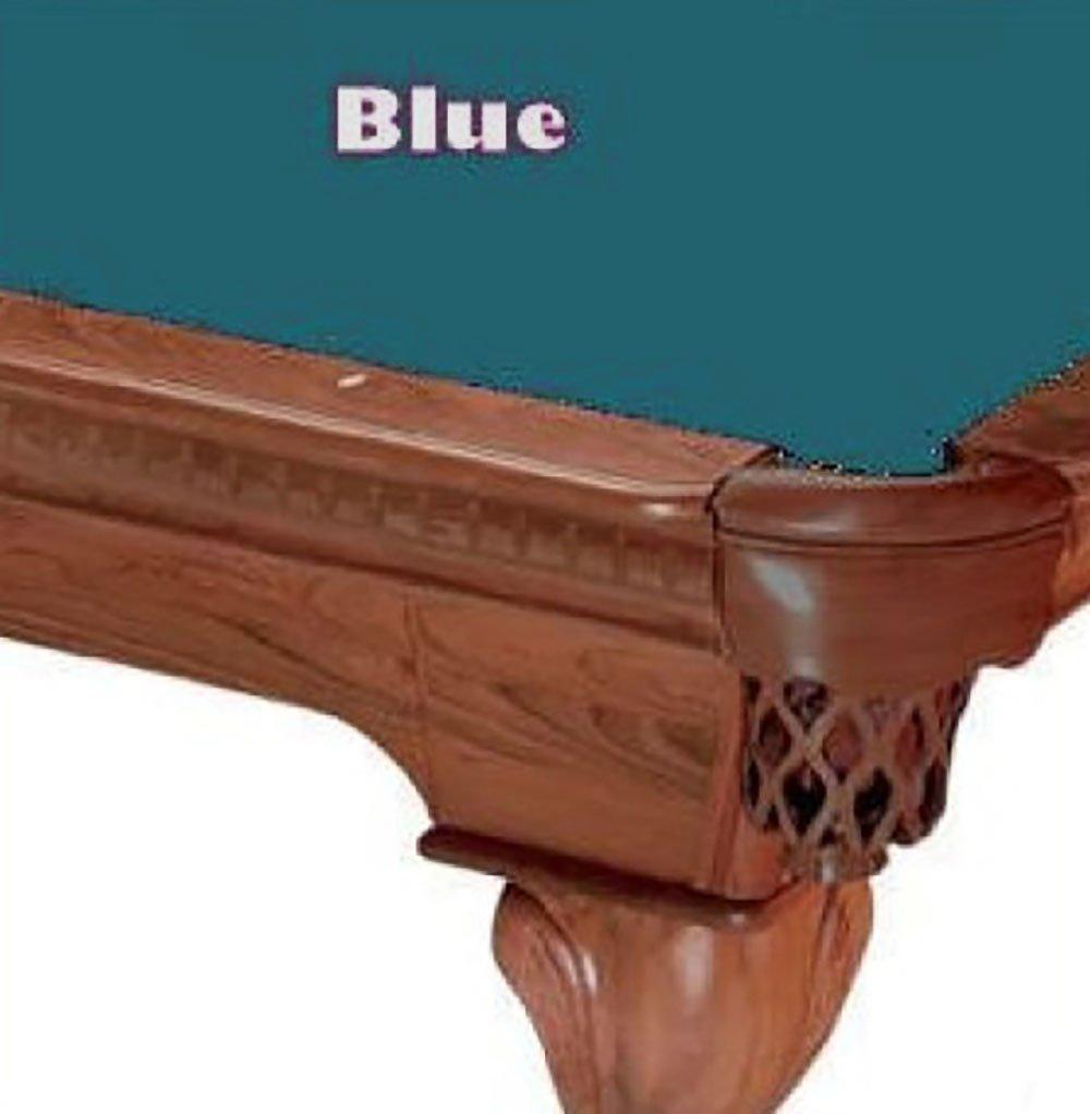 Prolineクラシック303ビリヤードPool Table Table Clothフェルト B00D37GG7I ft. Clothフェルト 10 ft.|ブルー ブルー 10 ft., COCO封筒屋:5f255bf9 --- m2cweb.com