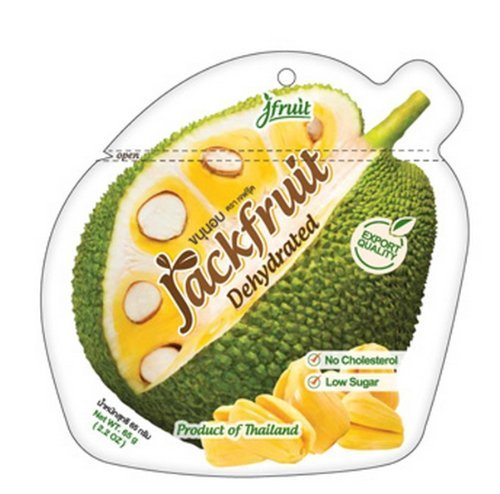 freeze dried jackfruit - 2